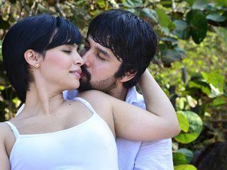El matrimonio de Liliana y Jonattan 1