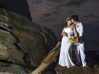 El matrimonio de Liliana y Jonattan