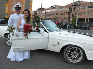 El matrimonio de Laura y Andrés 1