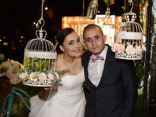 El matrimonio de Daniela y Jhonathan 1