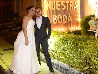 El matrimonio de Daniela y Jhonathan 2