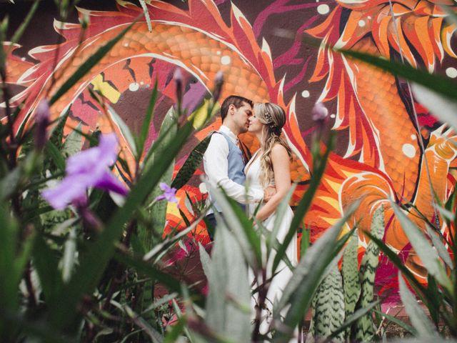 El matrimonio de Andrés y Clara en Medellín, Antioquia 1