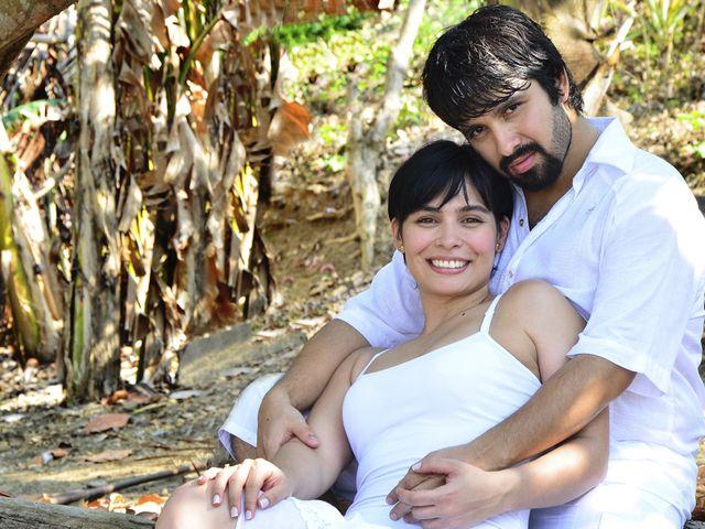El matrimonio de Jonattan y Liliana en Santa Marta, Magdalena 8
