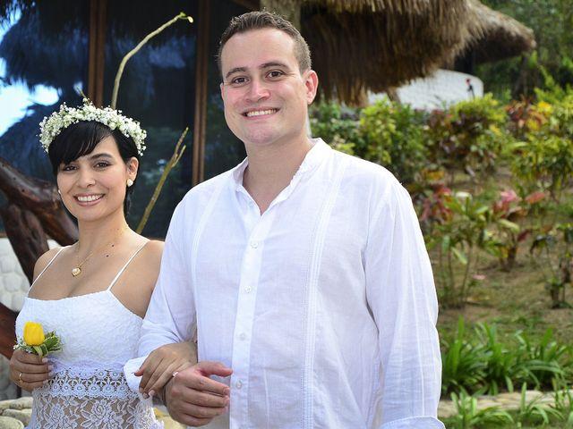 El matrimonio de Jonattan y Liliana en Santa Marta, Magdalena 16