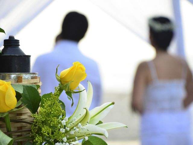 El matrimonio de Jonattan y Liliana en Santa Marta, Magdalena 20