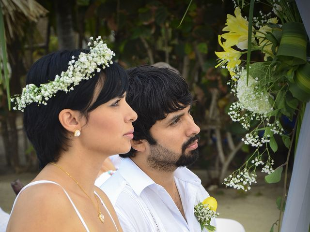 El matrimonio de Jonattan y Liliana en Santa Marta, Magdalena 21