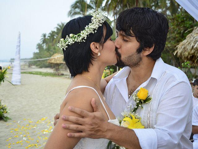 El matrimonio de Jonattan y Liliana en Santa Marta, Magdalena 23