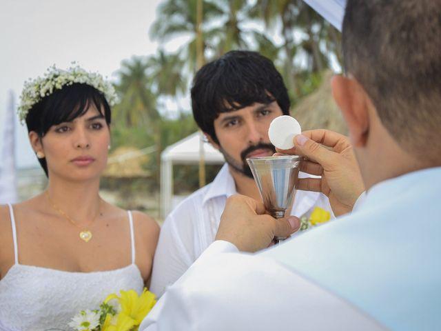 El matrimonio de Jonattan y Liliana en Santa Marta, Magdalena 24