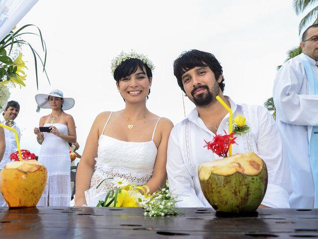 El matrimonio de Jonattan y Liliana en Santa Marta, Magdalena 25