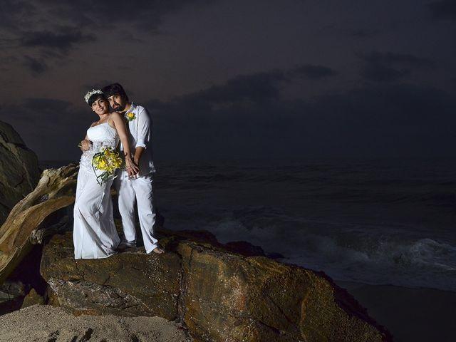 El matrimonio de Jonattan y Liliana en Santa Marta, Magdalena 32