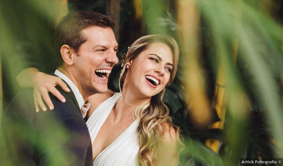El matrimonio de Andrés y Clara en Medellín, Antioquia