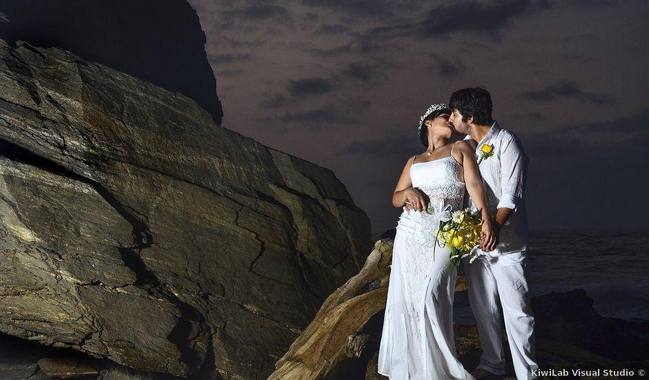 El matrimonio de Jonattan y Liliana en Santa Marta, Magdalena