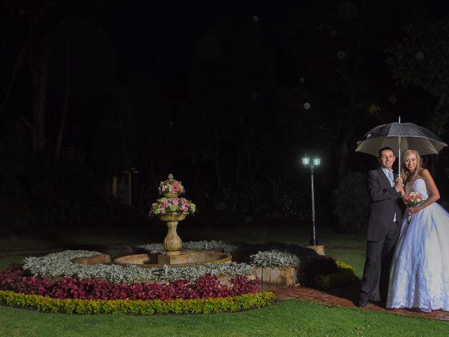 El matrimonio de William  y Yorlady  en Subachoque, Cundinamarca 7