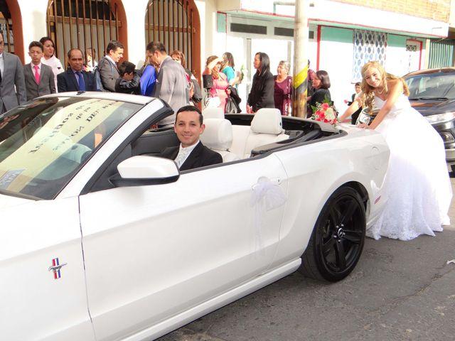 El matrimonio de William  y Yorlady  en Subachoque, Cundinamarca 59