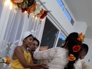 El matrimonio de Angie y Andrés  2