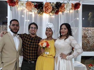 El matrimonio de Angie y Andrés  3