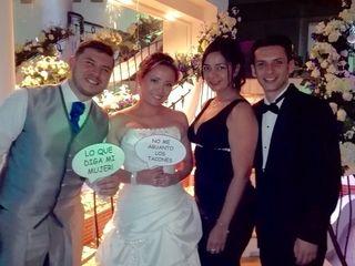 El matrimonio de Leidy  y Jason  1