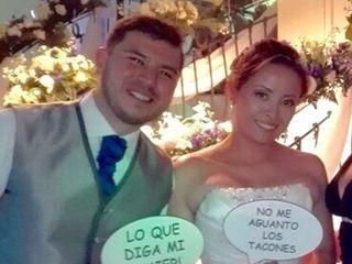 El matrimonio de Leidy  y Jason  2