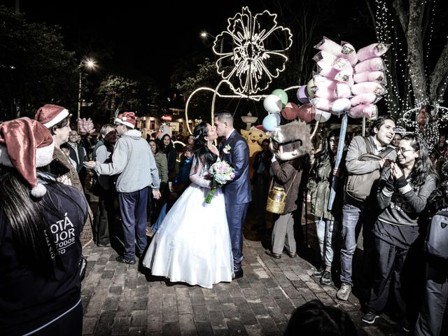 El matrimonio de Alberto y Ana en Bogotá, Bogotá DC 28