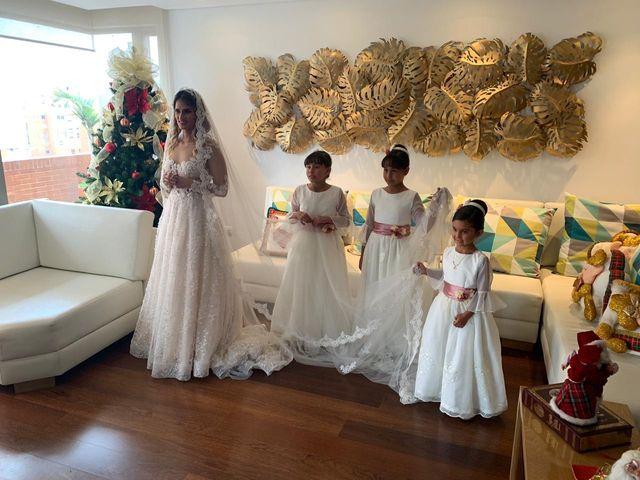 El matrimonio de Rodrigo y Gabriela en La Calera, Cundinamarca 4