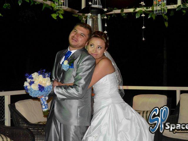 El matrimonio de Leidy  y Jason