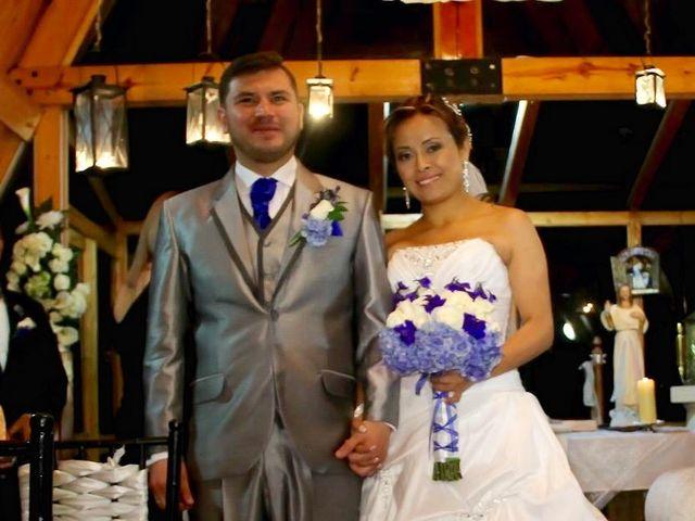 El matrimonio de Jason  y Leidy  en La Calera, Cundinamarca 1