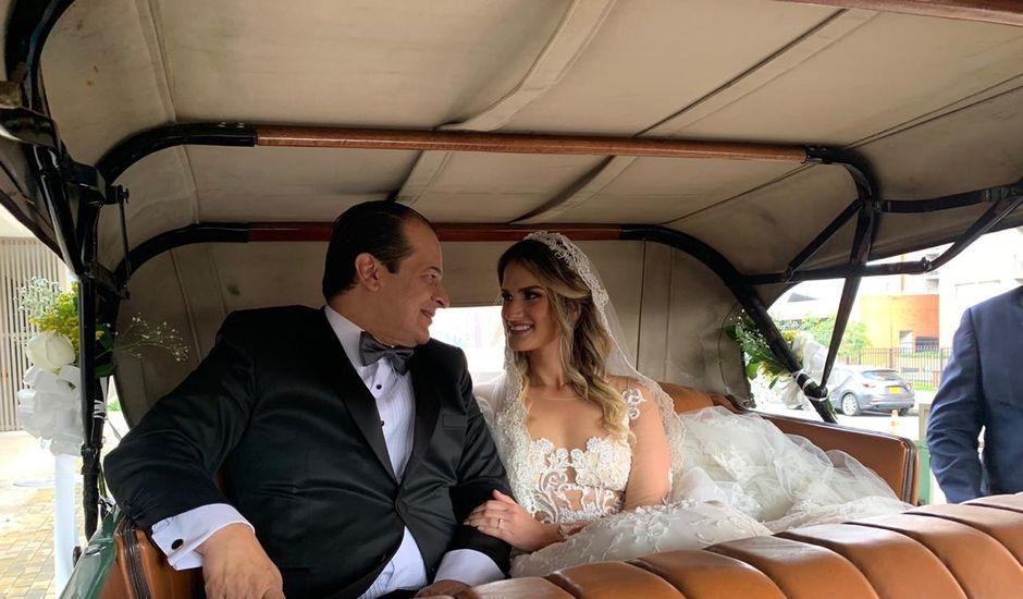 El matrimonio de Rodrigo y Gabriela en La Calera, Cundinamarca