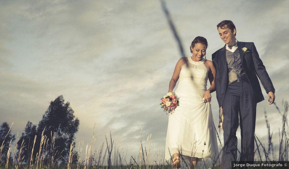 El matrimonio de Esteban y Claudia en Rionegro, Antioquia