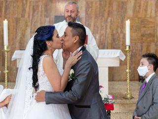El matrimonio de Paula y Giovanny
