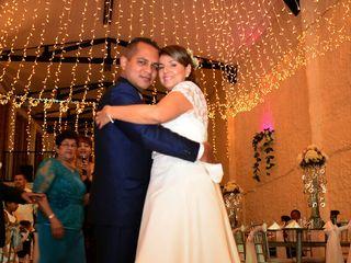 El matrimonio de Gloria Inés  y Evelio  1