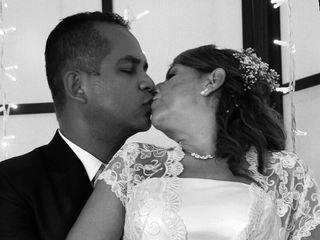 El matrimonio de Gloria Inés  y Evelio  3
