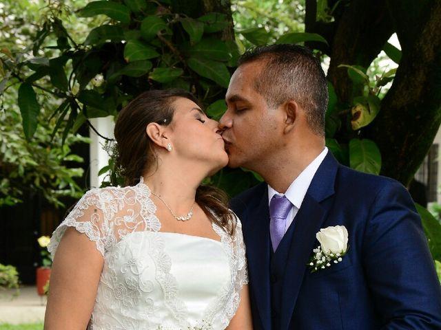 El matrimonio de Evelio  y Gloria Inés  en Cali, Valle del Cauca 4