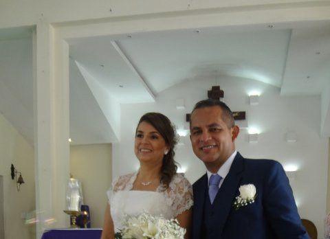 El matrimonio de Evelio  y Gloria Inés  en Cali, Valle del Cauca 10