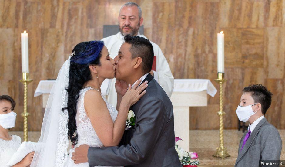 El matrimonio de Giovanny y Paula en Itagüí, Antioquia