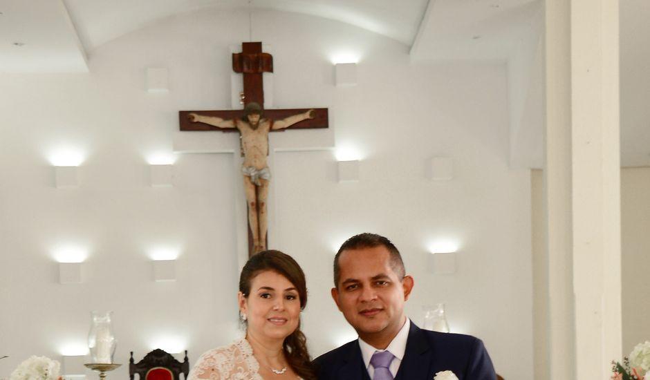 El matrimonio de Evelio  y Gloria Inés  en Cali, Valle del Cauca