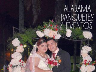El matrimonio de Adriana  y Alejandro 2
