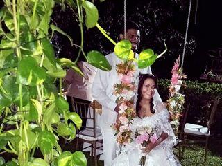 El matrimonio de Miryam y Iván 1