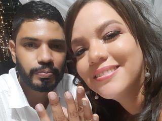 El matrimonio de Miryam y Iván 2