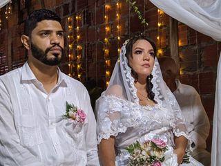 El matrimonio de Miryam y Iván 3