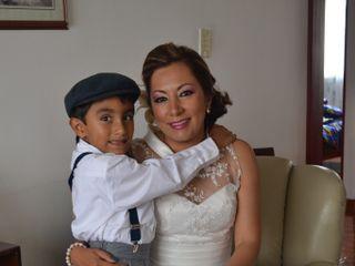 El matrimonio de Lina Paola y Miguel 1