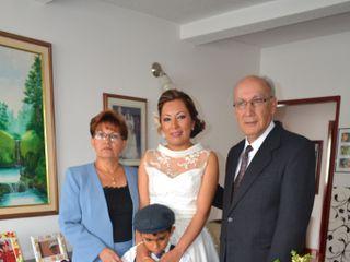 El matrimonio de Lina Paola y Miguel 2