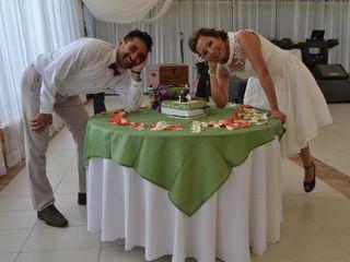 El matrimonio de Lina Paola y Miguel