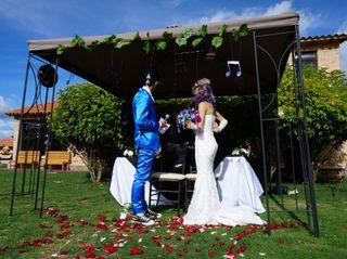 El matrimonio de Paula Camila y Juan Camilo 3