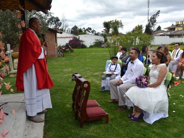 El matrimonio de Miguel y Lina Paola en Bogotá, Bogotá DC 8