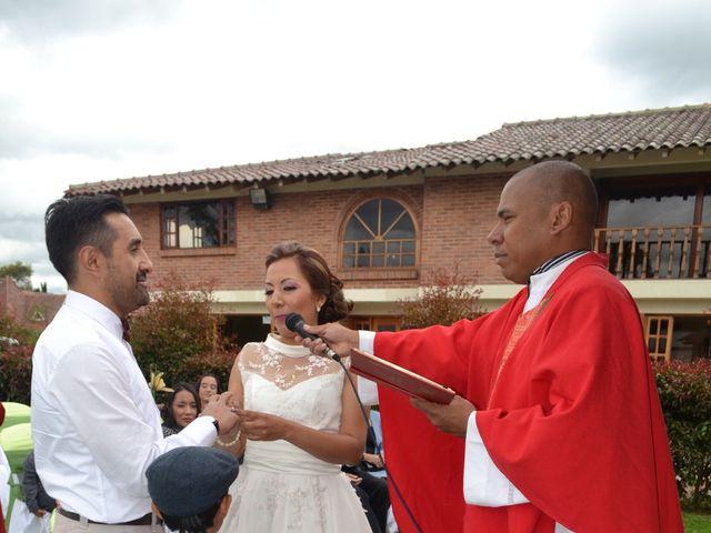 El matrimonio de Miguel y Lina Paola en Bogotá, Bogotá DC 9
