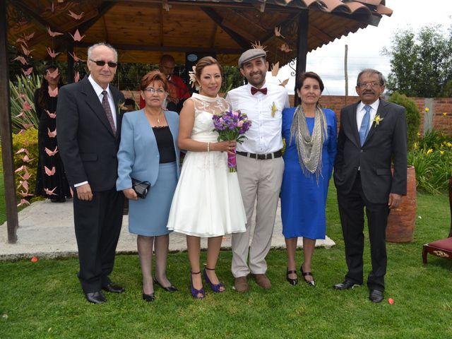 El matrimonio de Miguel y Lina Paola en Bogotá, Bogotá DC 10