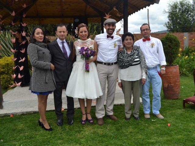 El matrimonio de Miguel y Lina Paola en Bogotá, Bogotá DC 11