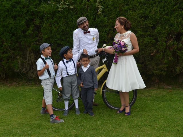 El matrimonio de Miguel y Lina Paola en Bogotá, Bogotá DC 13