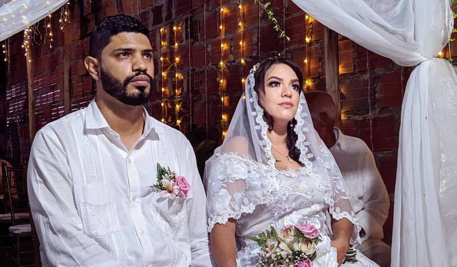 El matrimonio de Iván y Miryam en Curumaní, Cesar