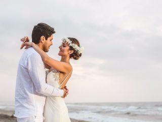 El matrimonio de Malu y Pacho 1